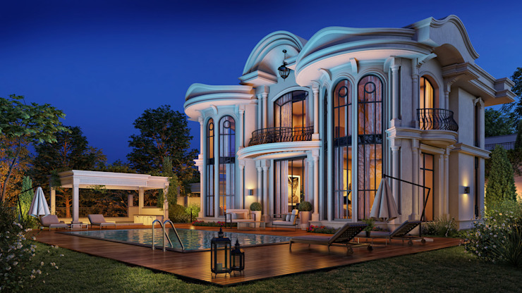 Zeray İnşaat A.Ş. Villa Blanc
