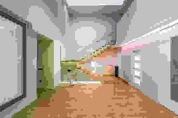 OOIIO Arquitectura 樓梯 木頭 Beige
