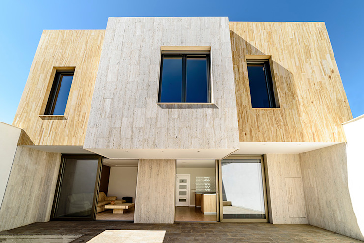 OOIIO Arquitectura 組合屋 石器 Beige