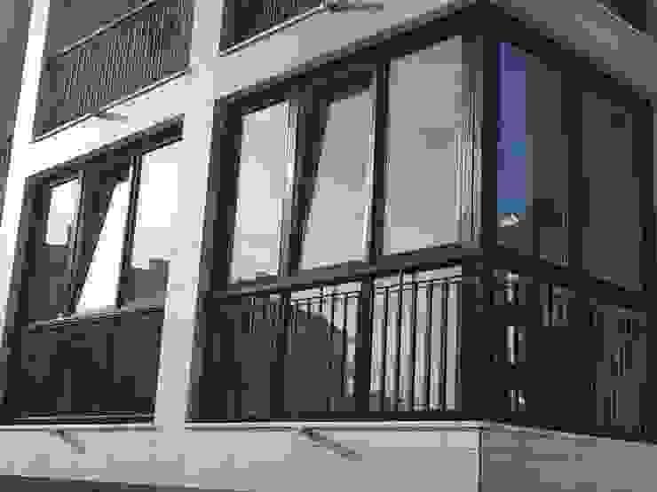 Ecoplan, Lda. uPVC windows Green