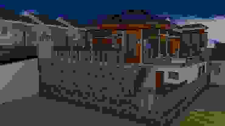 Tampak depan Oleh Purnama design and build