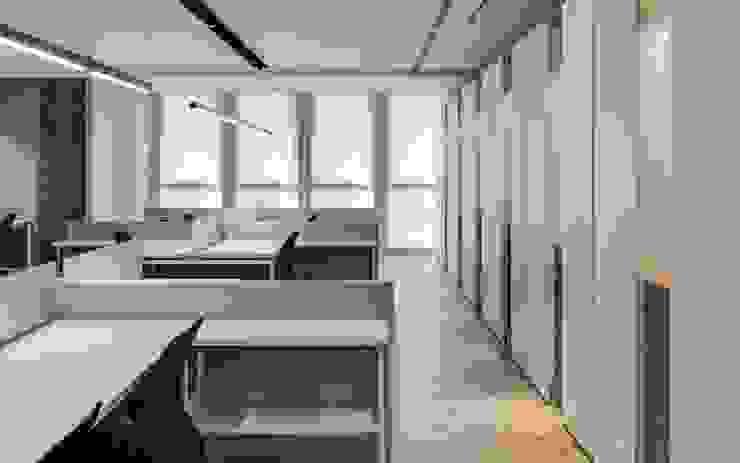 五十嵐國際企業總部 根據 大器聯合室內設計有限公司 現代風