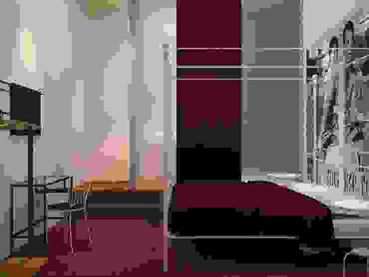 Render camera 3 di ibedi laboratorio di architettura Rustico