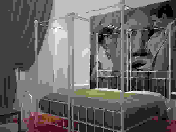 Render camera 1 di ibedi laboratorio di architettura Rustico