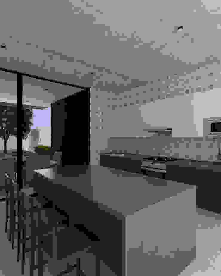 cocina GH Arquitectos Cocinas de estilo moderno