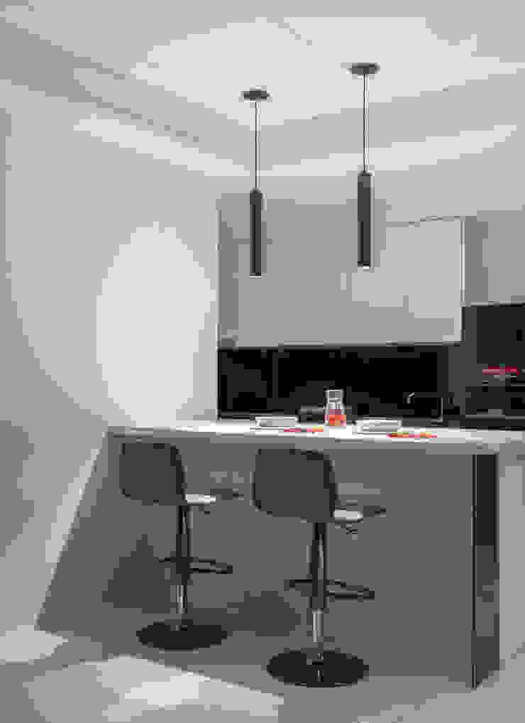 Taichung T-House 根據 ZOOM Design 現代風 塑木複合材料