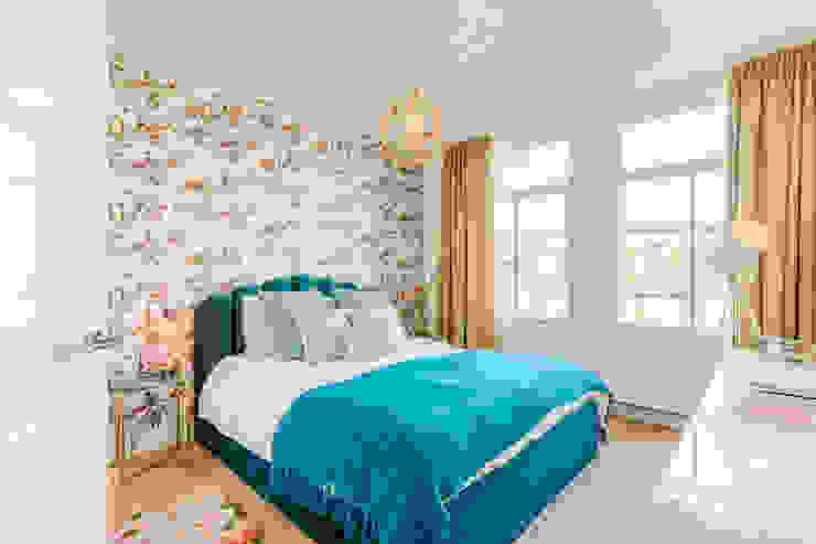 9 robins hood Eclectische slaapkamers
