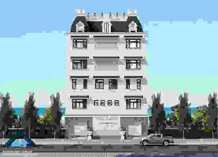 Măt sau bởi Công ty Kiến trúc Á Âu