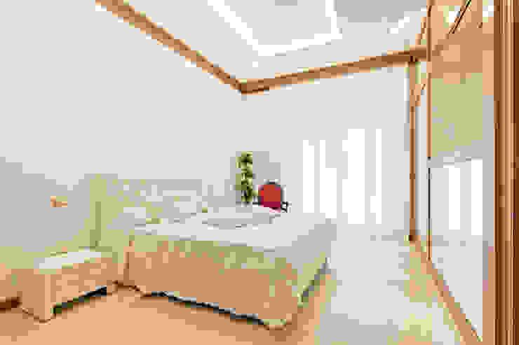Camera da Letto 1 Camera da letto in stile classico di Dr-Z Architects Classico Marmo