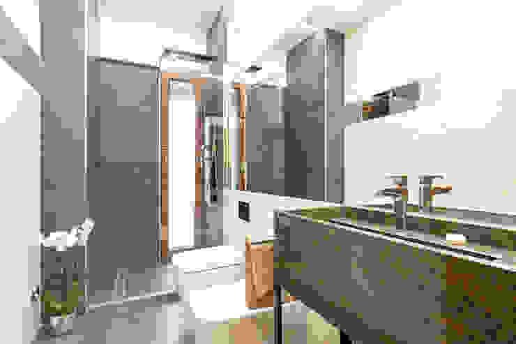 Bagno 1 Bagno moderno di Dr-Z Architects Moderno Marmo
