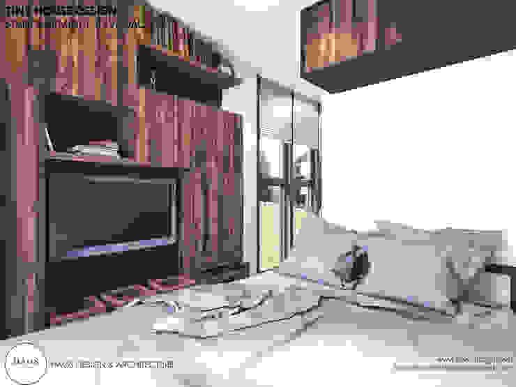 SOFA BED/ LIVING AREA Haos Design & Architecture