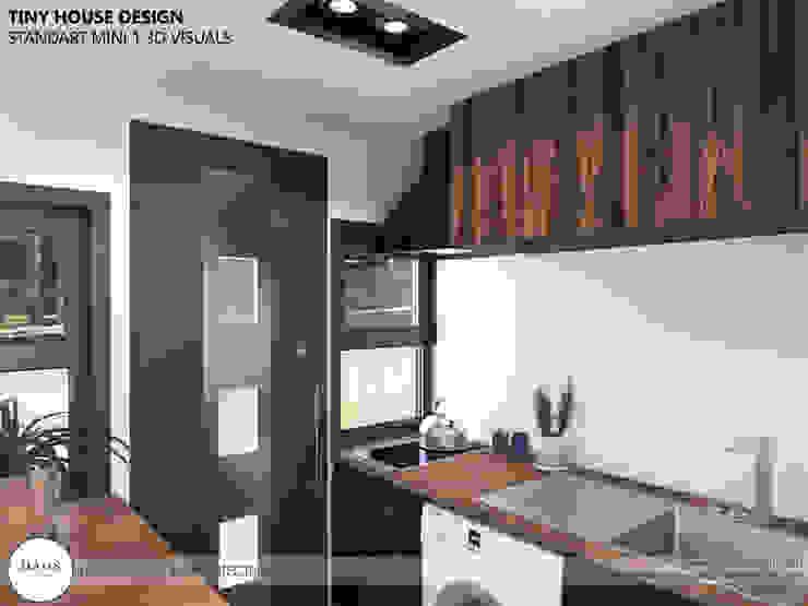 KITCHEN/ENTRANCE Haos Design & Architecture