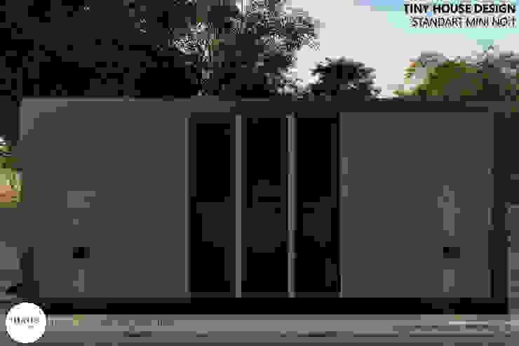 EXTERIOR SIDE VIEW Haos Design & Architecture