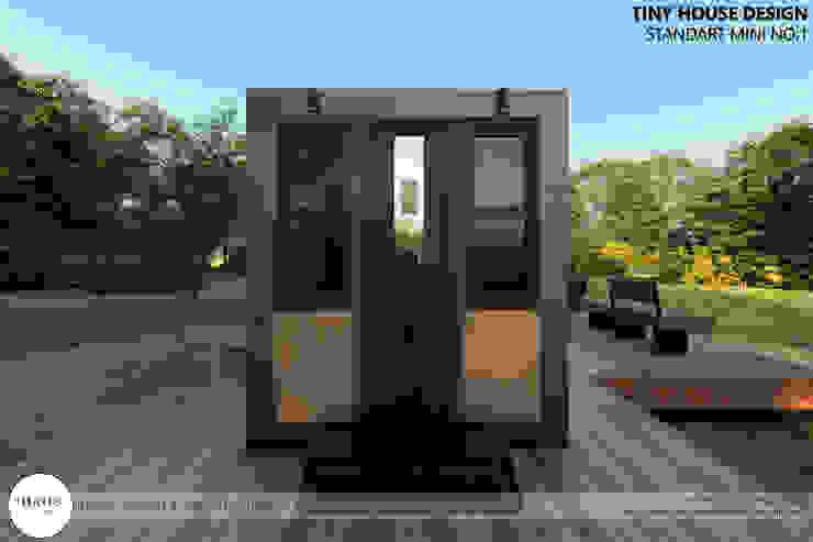 EXTERIOR ENTRANCE Haos Design & Architecture