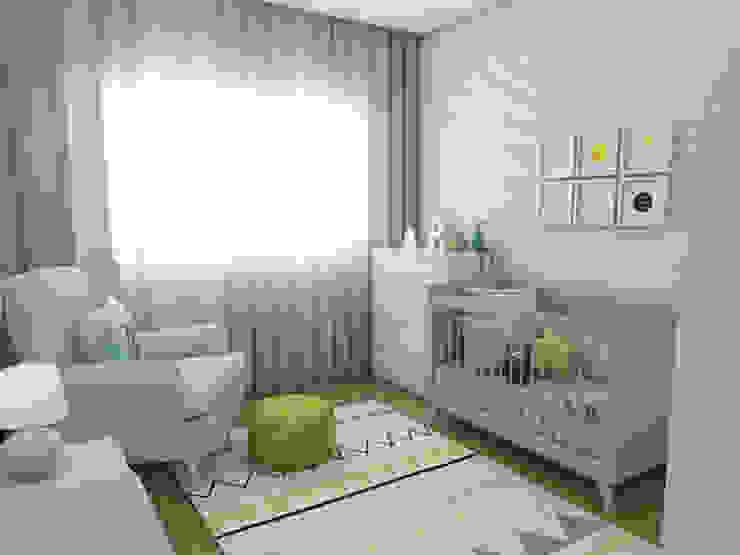 The Spacealist - Arquitectura e Interiores Dormitorios infantiles de estilo moderno
