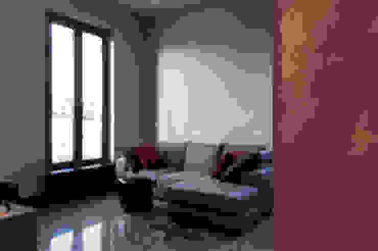 OPA Architetti Salas de estilo moderno Gris