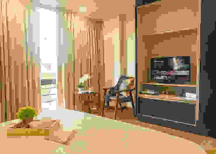 Urban Hospitality Modern style bedroom by Hayen Interiors Modern