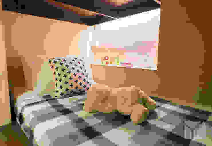 Urban Hospitality Minimalist bedroom by Hayen Interiors Minimalist