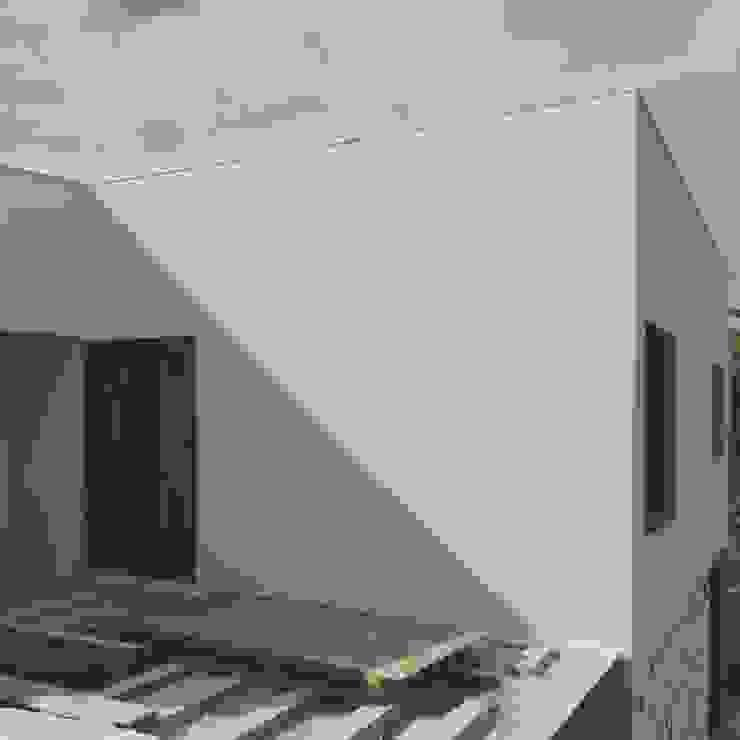 Terraço por Xavier Ávila arquitetos