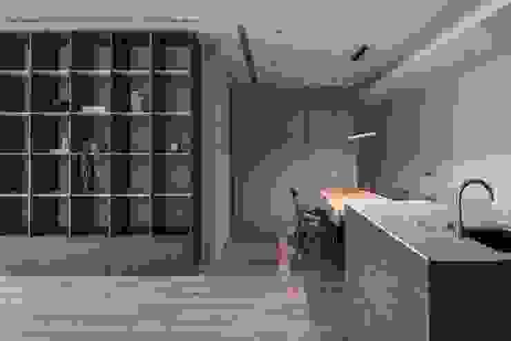 輕食區 根據 極簡室內設計 Simple Design Studio 現代風