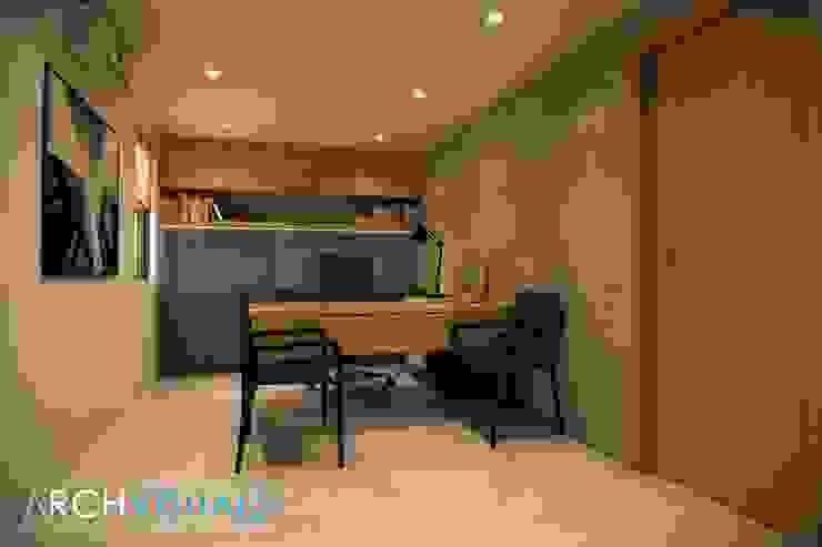 B Architectural Interiors by Archvisuals Design + Contracts Minimalist