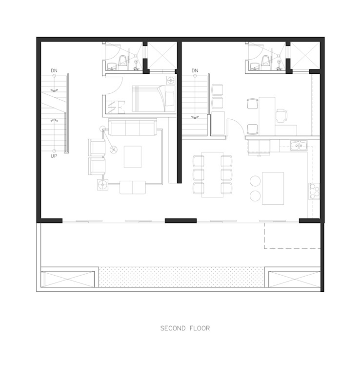B Architectural Interiors: classic  by Archvisuals Design + Contracts, Classic