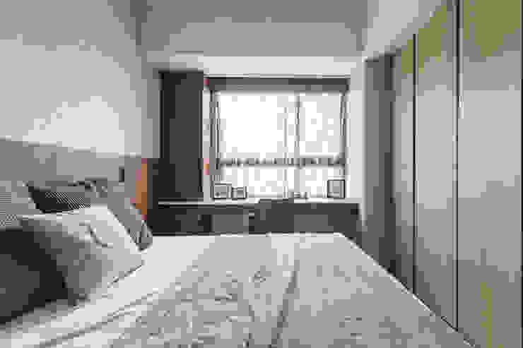 暖陽木語之宅 根據 伊境室內裝修設計有限公司 現代風 木頭 Wood effect