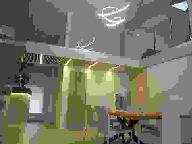 Salas de estilo moderno de DOMENICO SUCCURRO ARCHITETTO Moderno