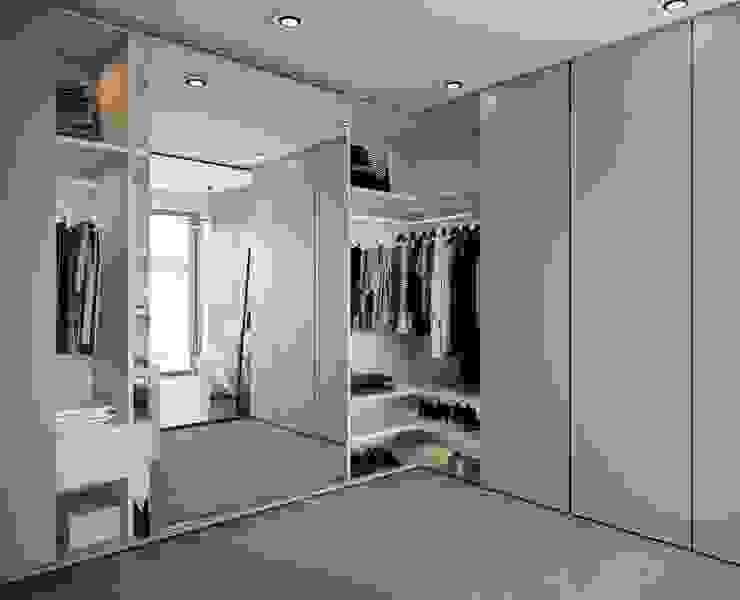 Alpha Details Modern Dressing Room