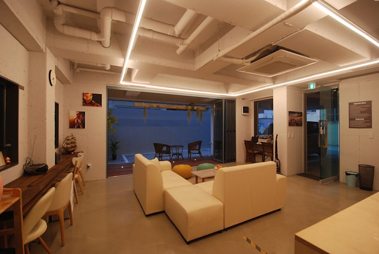 광안동 그레이하우스 by (주)심지건축종합사사무소 모던