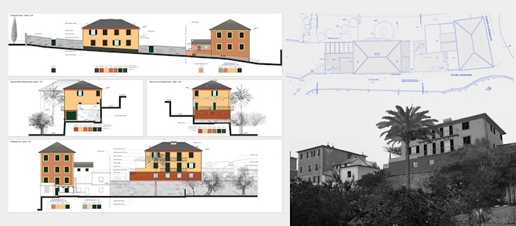 Nuova costruzione e trasformazioni edilizie di Alessio Costanzo Architetto