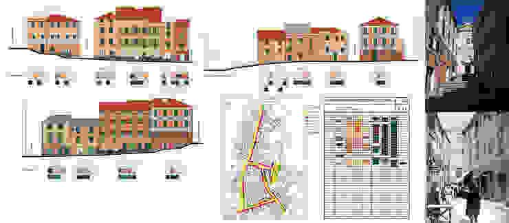 Progetto del colore di Albissola Marina di Alessio Costanzo Architetto