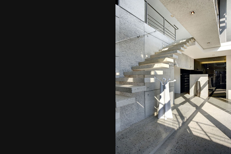 Wright Architects Stairs