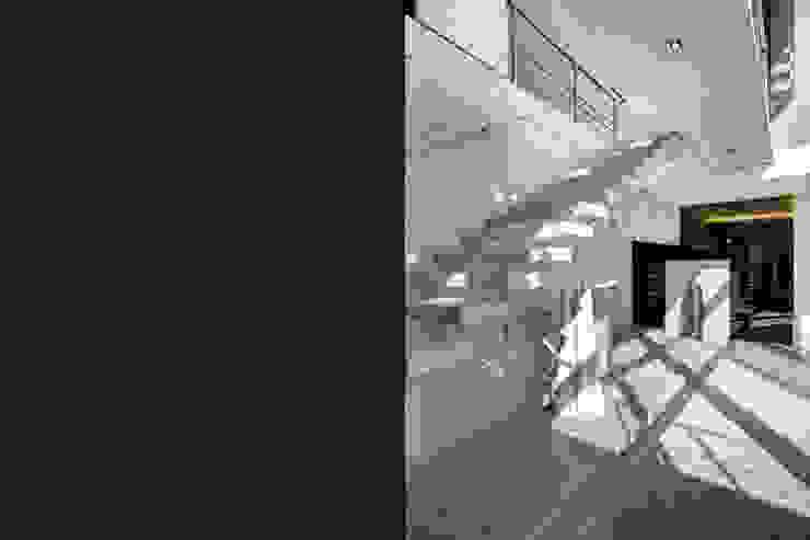 Wright Architects Escalier