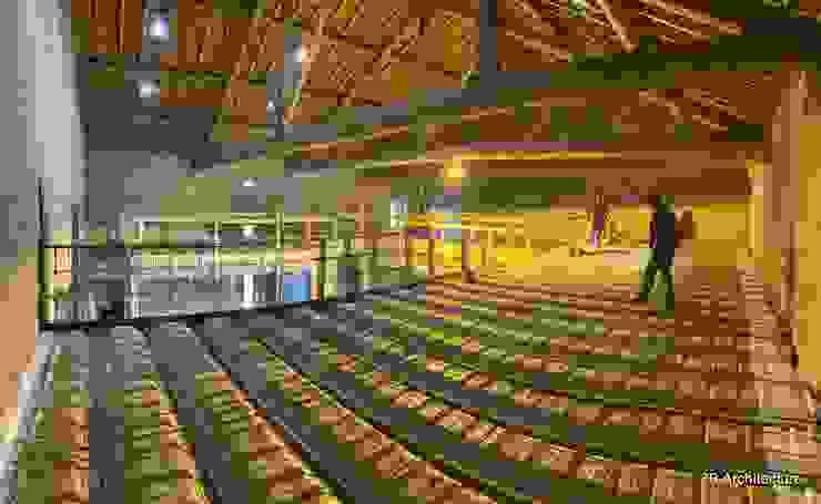 Travaux - Réalisation des plancher d'étage Chambre moderne par 3B Architecture Moderne