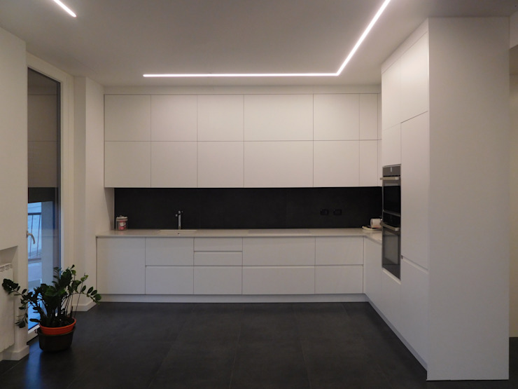 Studio di Architettura IATTONI KitchenBench tops