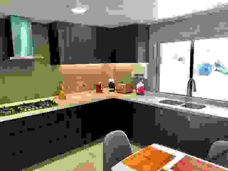 balConcept SpA 現代廚房設計點子、靈感&圖片
