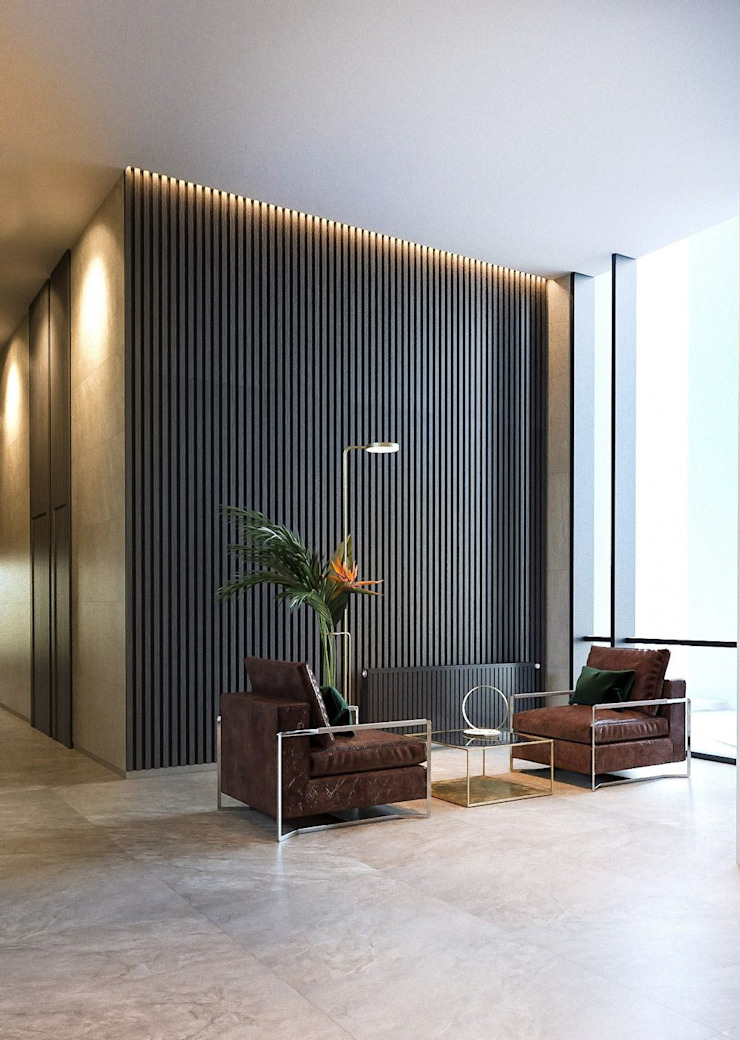 Zikzak architects Bangunan Kantor Modern