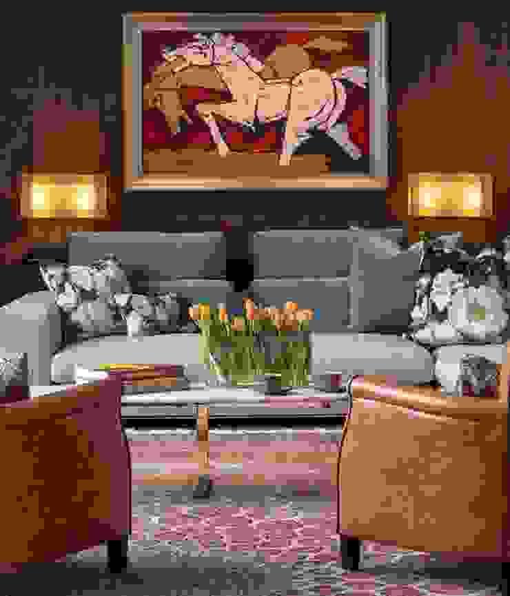 Penthouse Living Room Design Design Intervention Modern living room