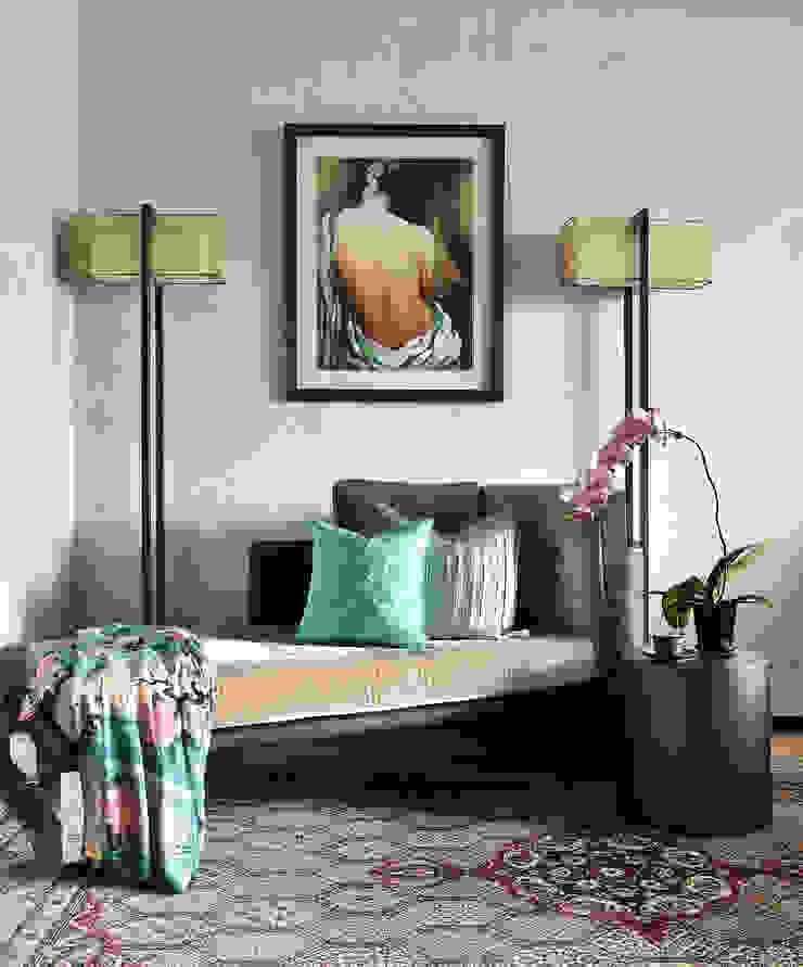 Artistic Reading Nook Design Design Intervention Modern style bedroom