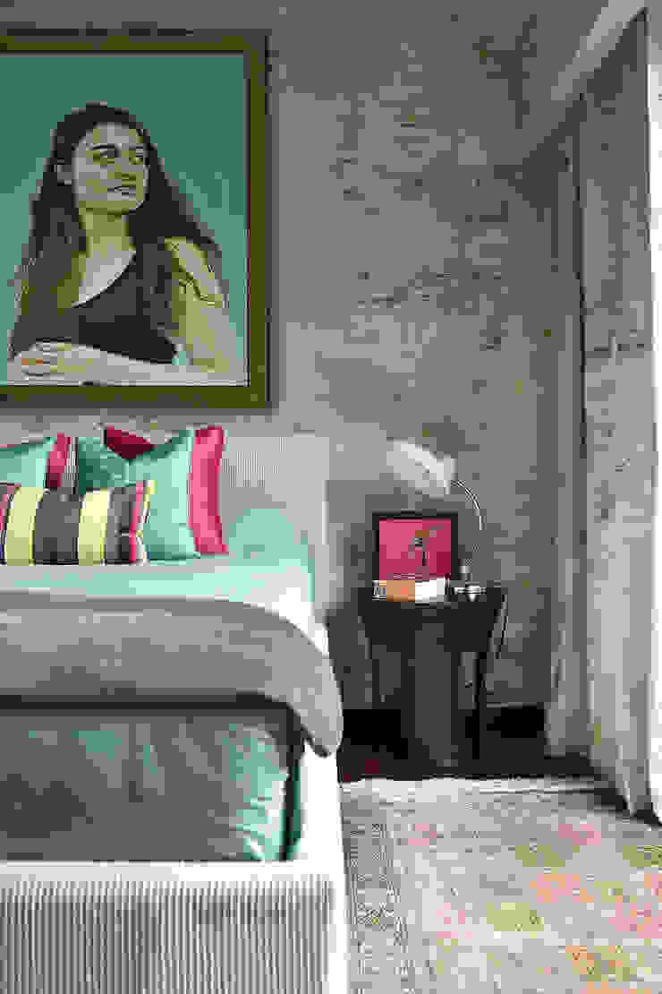 Artistic Bedroom Décor Design Intervention Modern style bedroom