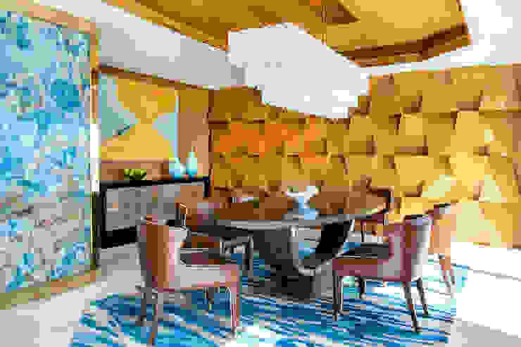 Luxury Dining Room Design Design Intervention Modern dining room