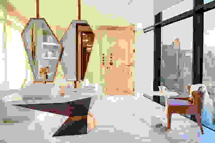 Glamorous Master Bathroom Design Design Intervention Modern bathroom