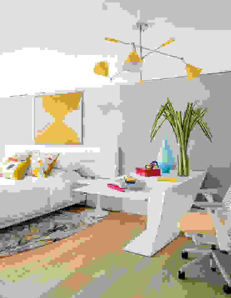 Colourful Bedroom Design Design Intervention Modern nursery/kids room