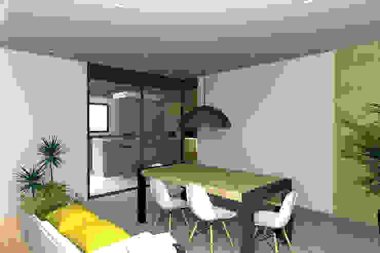 Lionel CERTIER - Architecture d'intérieur Cucina attrezzata