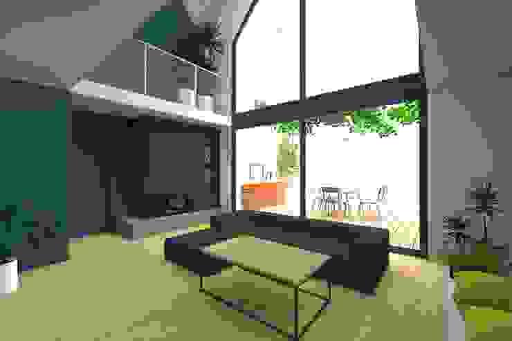 Lionel CERTIER - Architecture d'intérieur Sala da pranzo moderna
