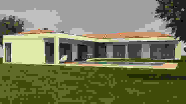 Moradia Térrea - Barcelos by Tiago Araújo Arquitectura & Design Modern