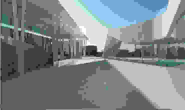 PROGETTI VARI Case moderne di driusso associati Moderno