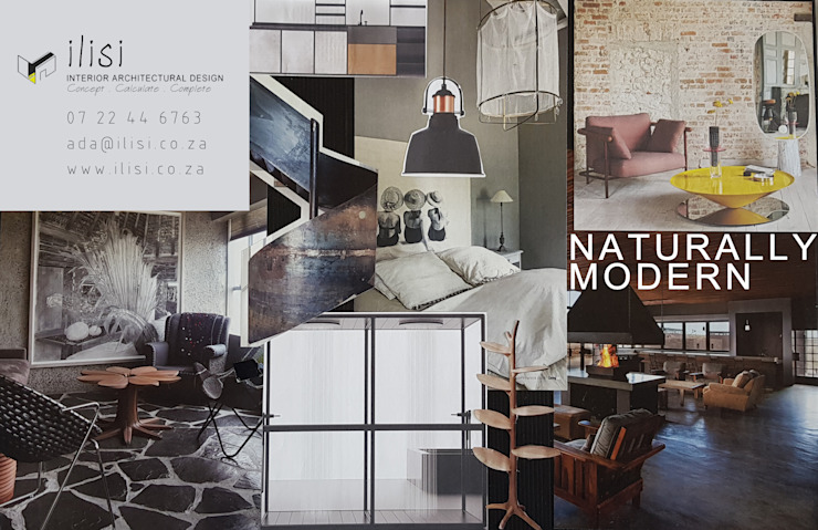 Naturally Modern - Find your Style by ilisi Interior Architectural Design
