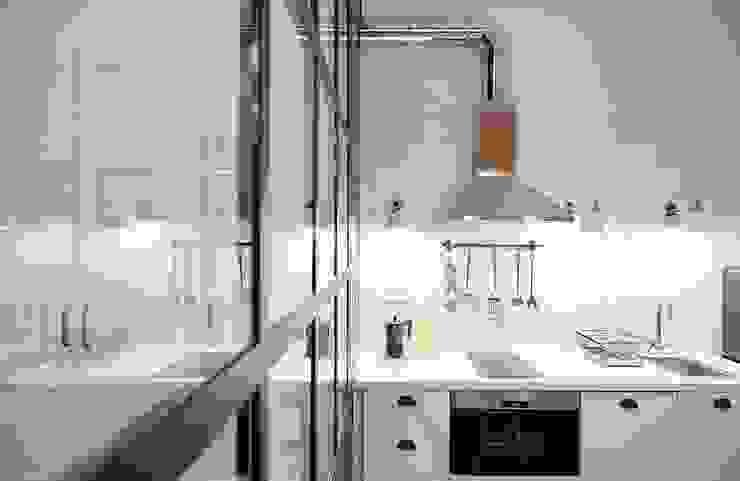 Small Apartment Renovation The White Interior Design Studio Small kitchens